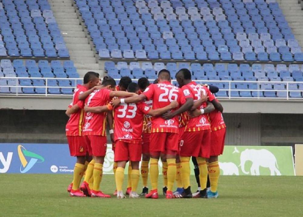 Deportivo Pereira. Foto: Instagram Corpereira