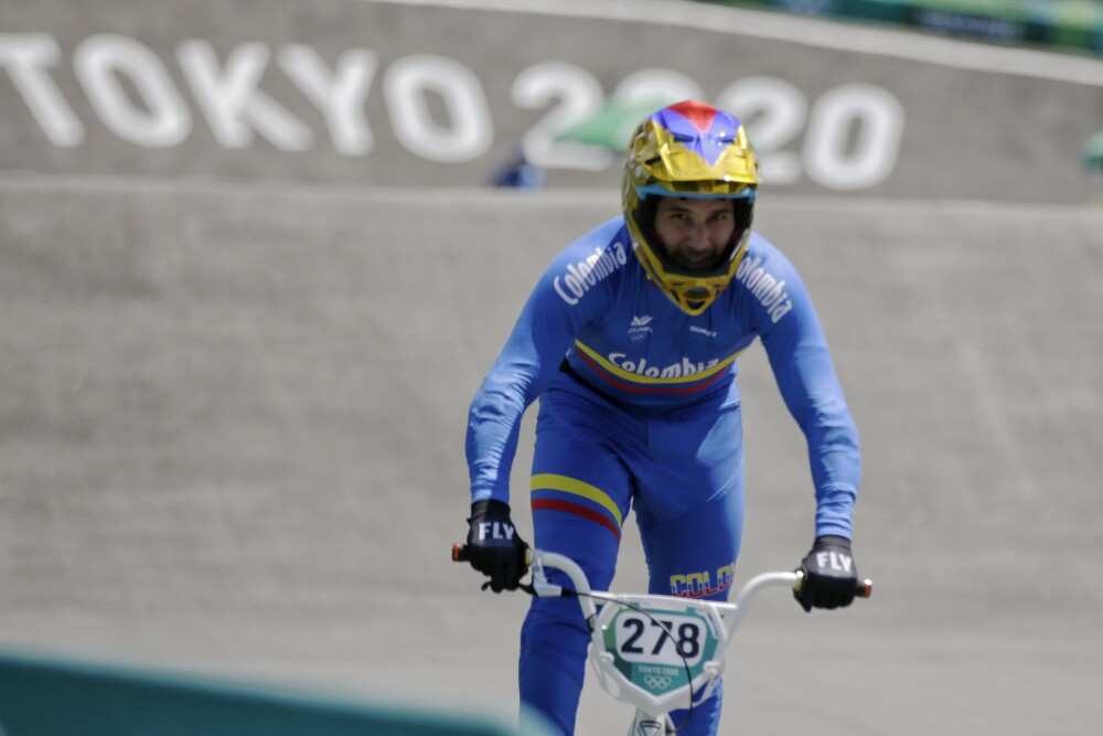 Ciclismo hombres