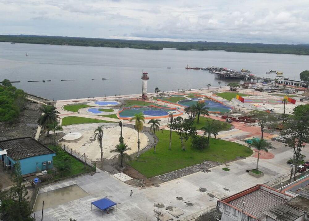 282761_Blu Radio / En Buenaventura detenido comercio, transporte terrestre y marítimo por paro cívico Foto: Gobernación del Valle.