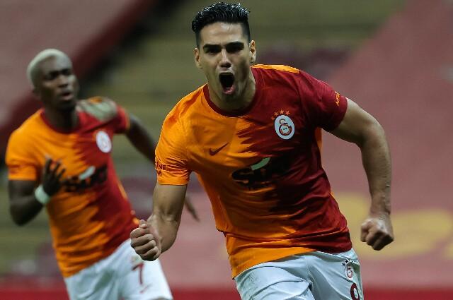 Radamel Falcao García, en Galatasaray