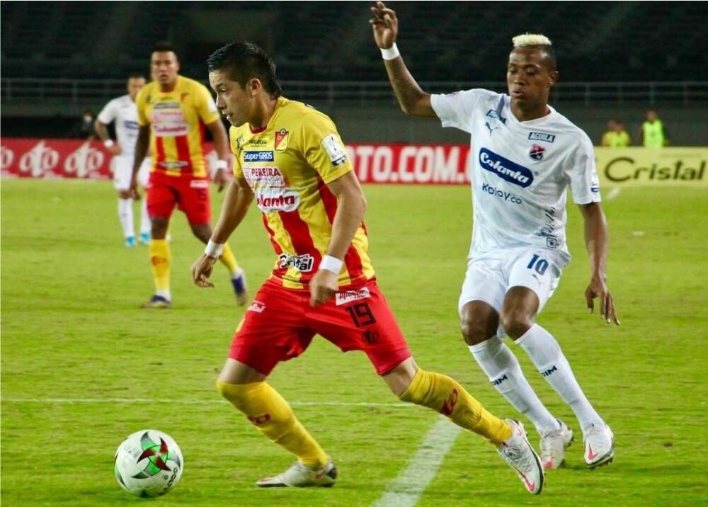 Deportivo Pereira vs Medellín Foto Twitter Corpereira.jpg