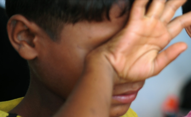 359751_Niño llorando / Foto: Referencia AFP
