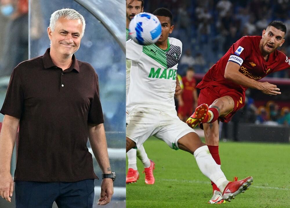 José Mourinho cumplió 1000 partidos como DT Foto AFP (1).jpg