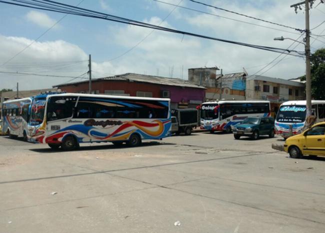 360314_Buses intermunicipales. Foto: Cortesía