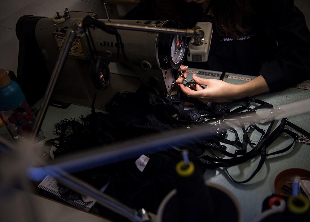 354448_BLU Radio. Textiles // Foto: AFP