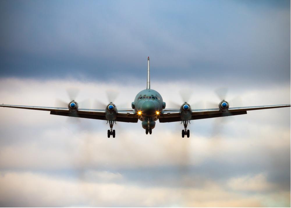 315577_Blu Radio. Avión (referencia). Foto: AFP