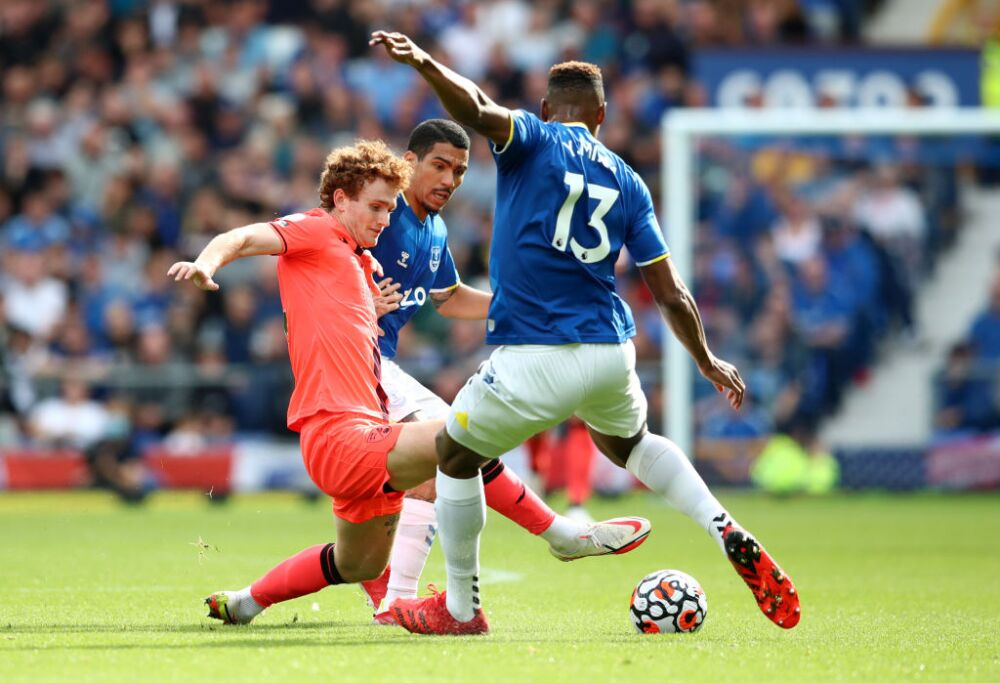 Everton v Norwich City - Premier League