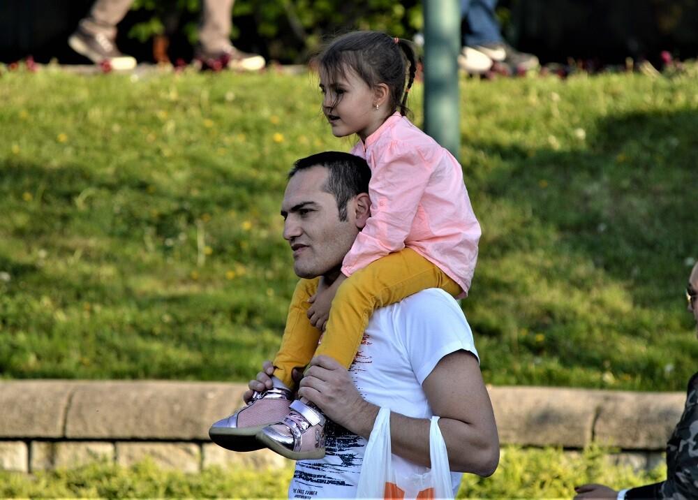 308007_BLU Radio. Padres e hijos, referencia / Foto: AFP.