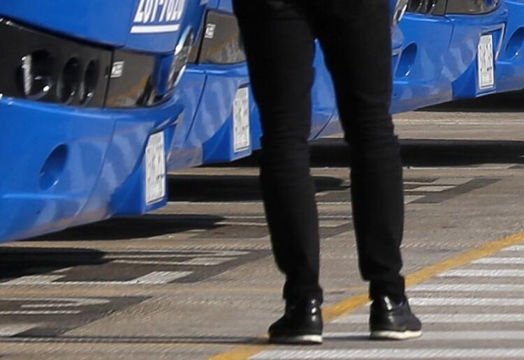 Ladrones cometieron robo masivo en bus del SITP, pero un GPS los dejó al descubierto
