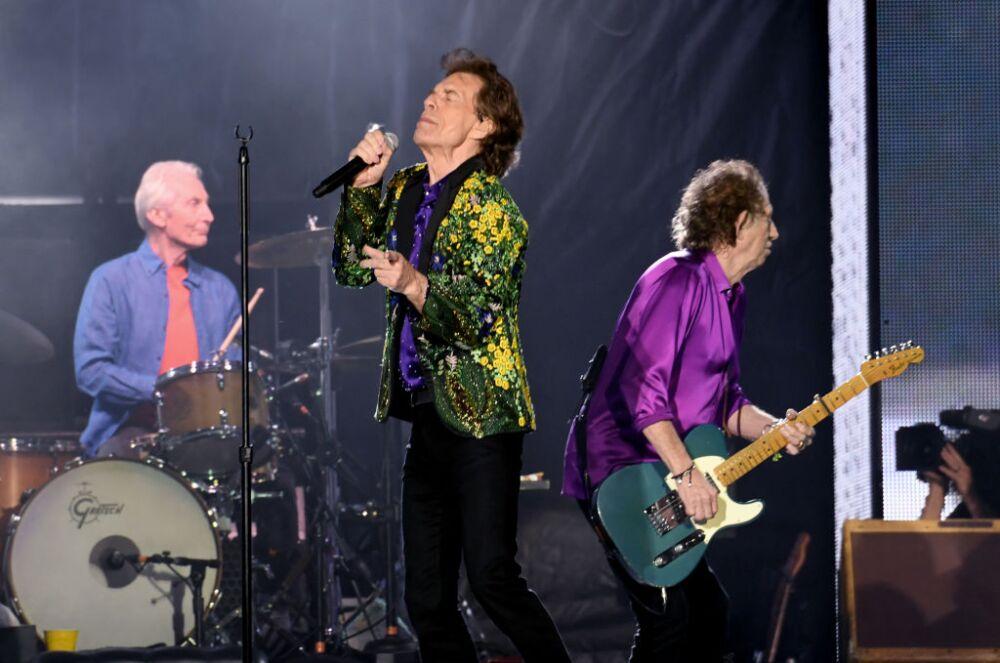 The Rolling Stones In Concert - Pasadena, CA