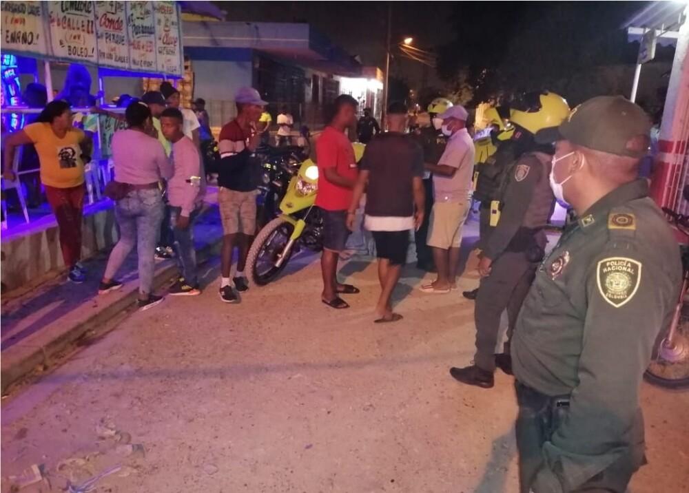 Intervenidos más de 600 eventos en Cartagena Foto Policía Metropolitana de Cartagena.jpg