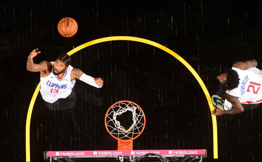 Los Clippers vencieron a los Sun en la NBA.
