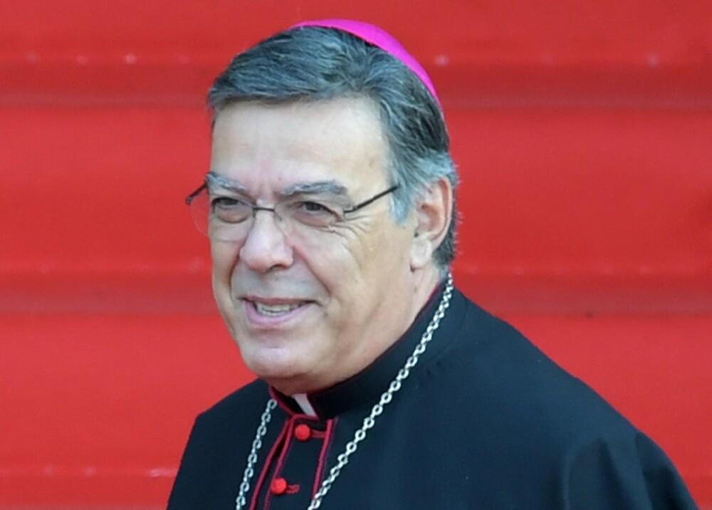 353921_Arzobispo de París / Foto: AFP