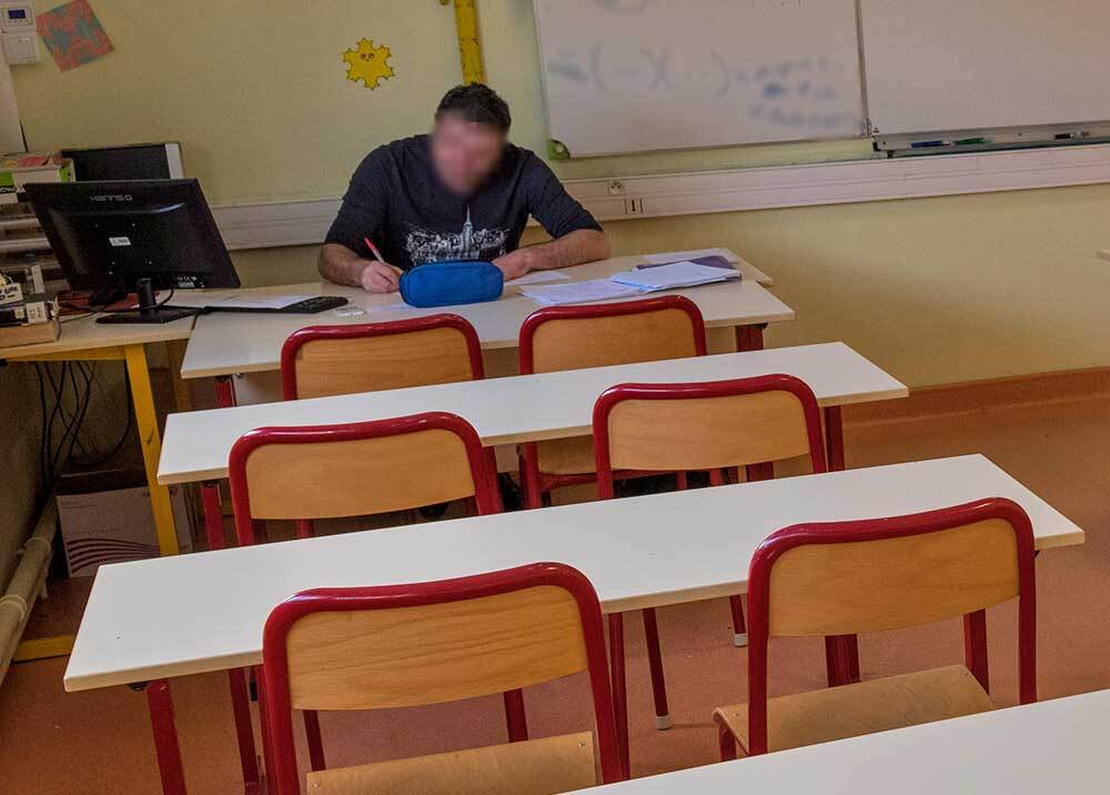 Abusos sexuales de profesores //