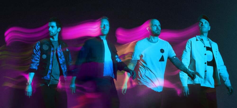 Coldplay estrena su sencillo 'Higher Power' en la Estación Espacial Internacional