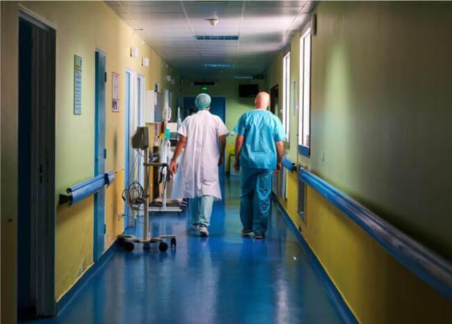 362610_Médicos_coronavirus // Foto: AFP