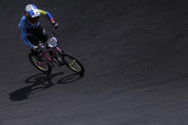 Mariana Pajón disputará la Copa Mundo de BMX en Bogotá.