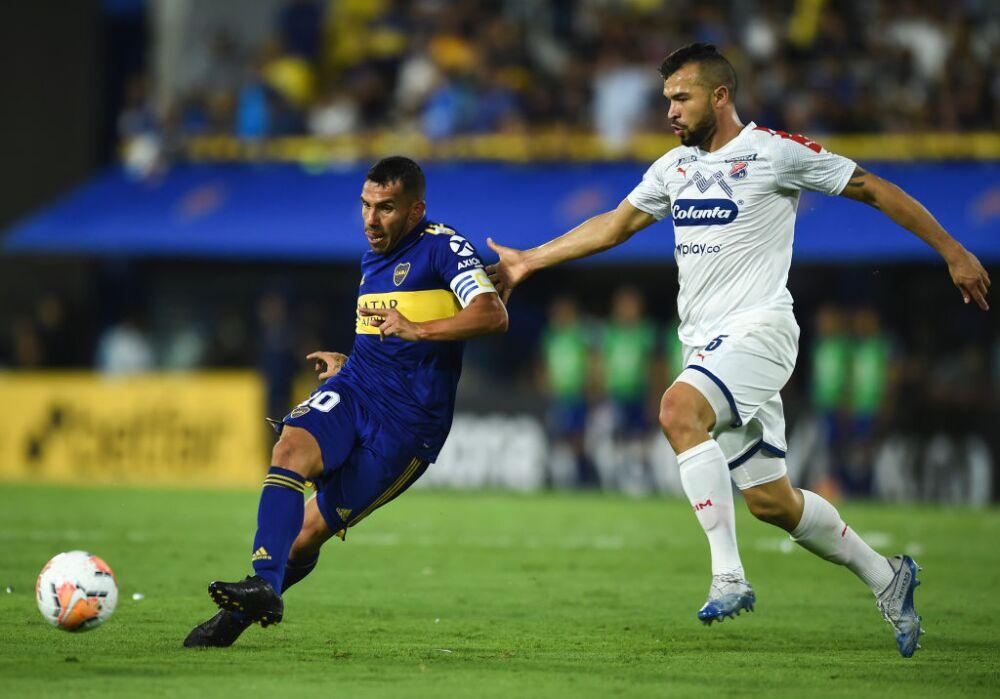 Boca Juniors v Deportivo Independiente MedellÌn - Copa CONMEBOL Libertadores 2020