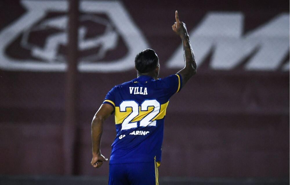 Sebastian Villa Boca Juniors 04021 Getty images.JPG