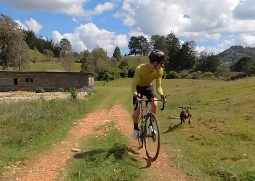 Rigoberto Urán, ciclista colombiano.
