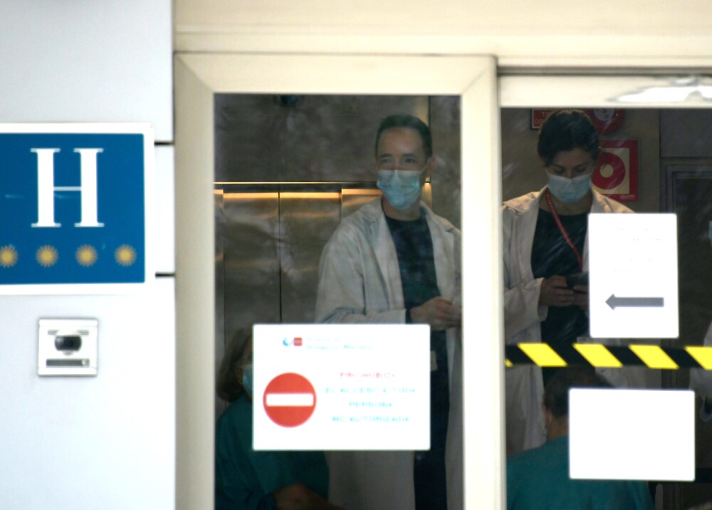 358528_Coronavirus_España // Foto: AFP - Referencia