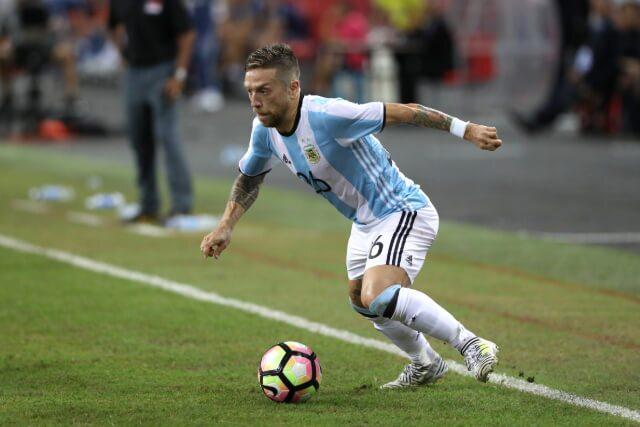 335563_Alejandro Gómez, delantero argentino