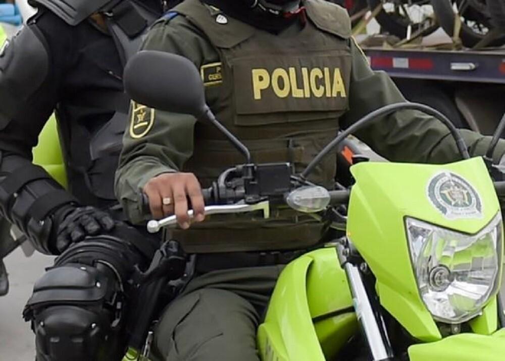 347094_BLU Radio. Policías Moto / Foto:Suministrada