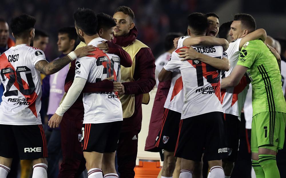 344850_BLU Radio. Boca vs River Plate / Foto: AFP