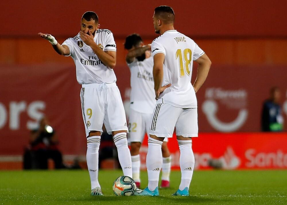346479_Real Madrid // Foto: AFP