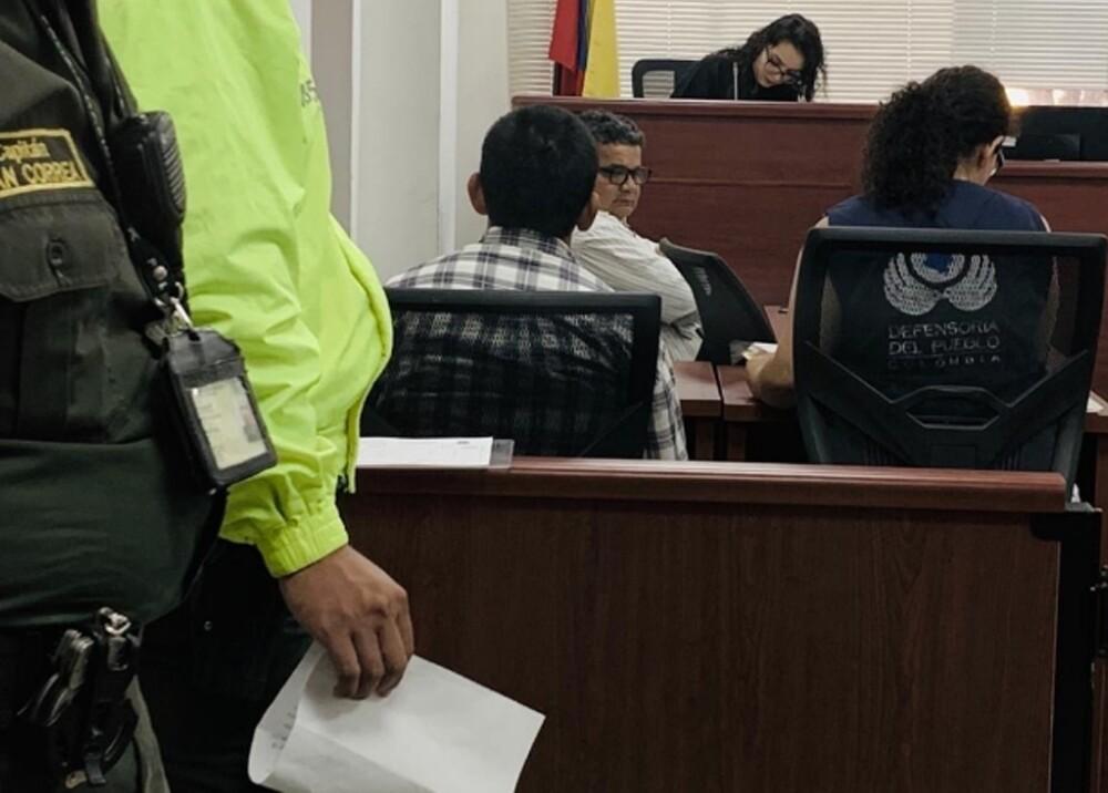 13568_La Kalle - Audiencia del asesino de Angie Lorena Nieto - Foto BLU Radio
