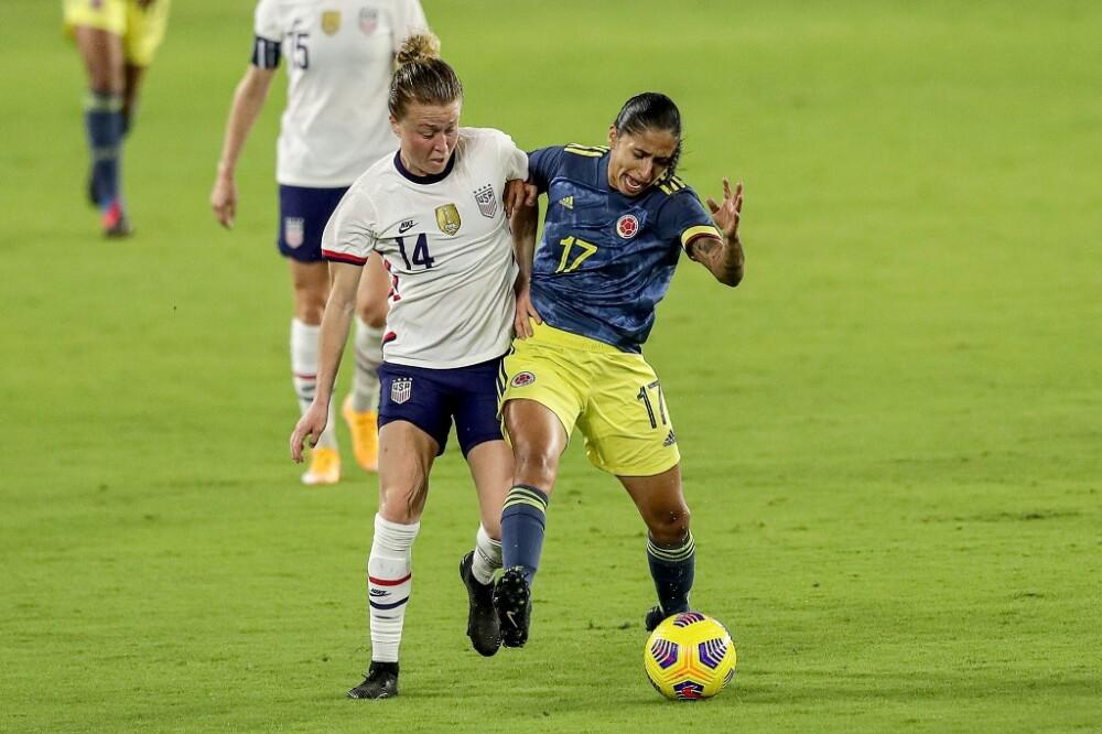 Selección Colombiana Femenina