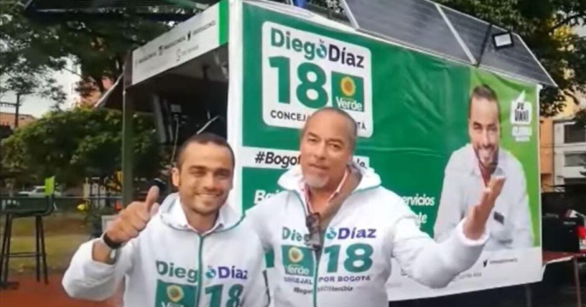 Murió Diego Díaz, hijo del actor y exconcejal Bruno Díaz