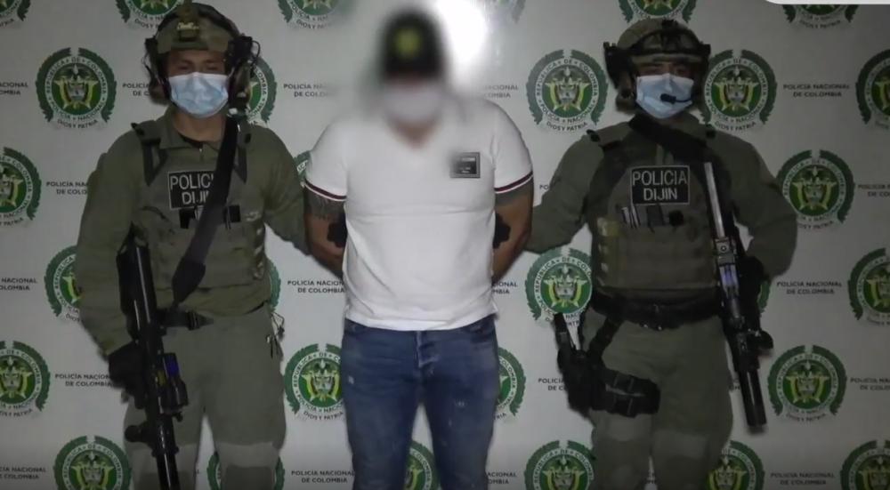 372650_BLU Radio. Captura de alias 'Guacamayo'. Foto: captura pantalla video suministrado