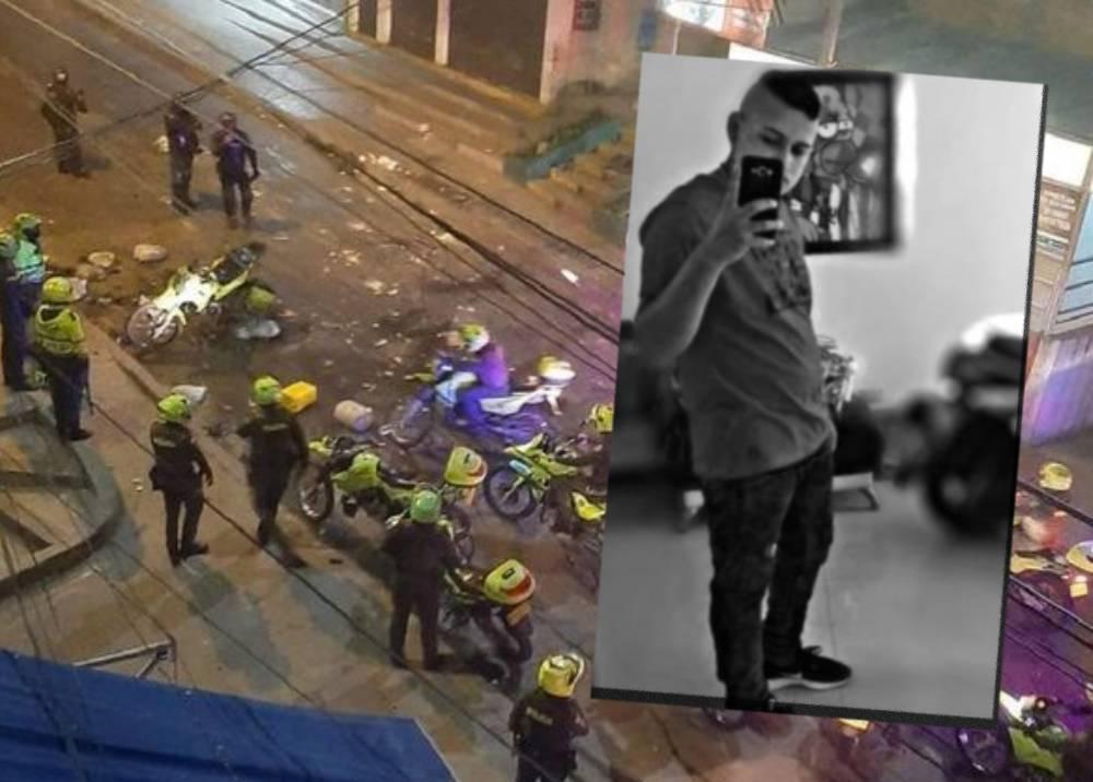 Investigación disciplinaria por caso de Omar Alejandro Morales en El Codito