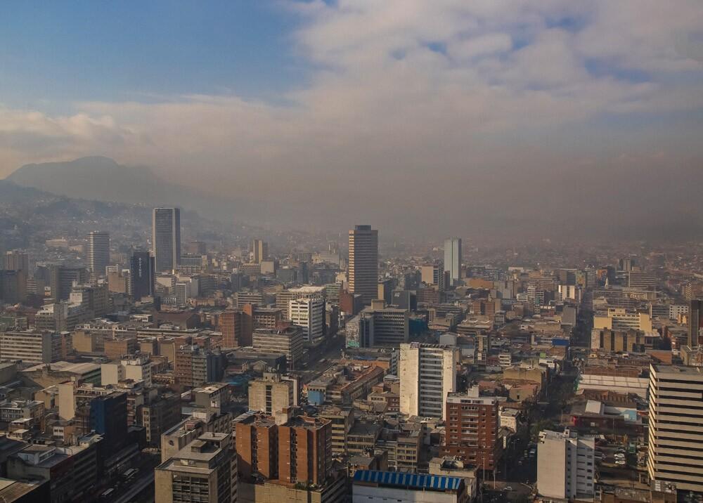 357738_Contaminación en Bogotá // Foto: DNP