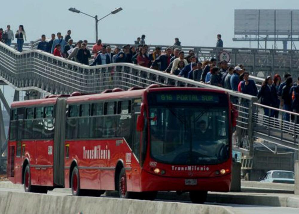 318848_TransMilenio troncal Suba - Foto: El Espectador