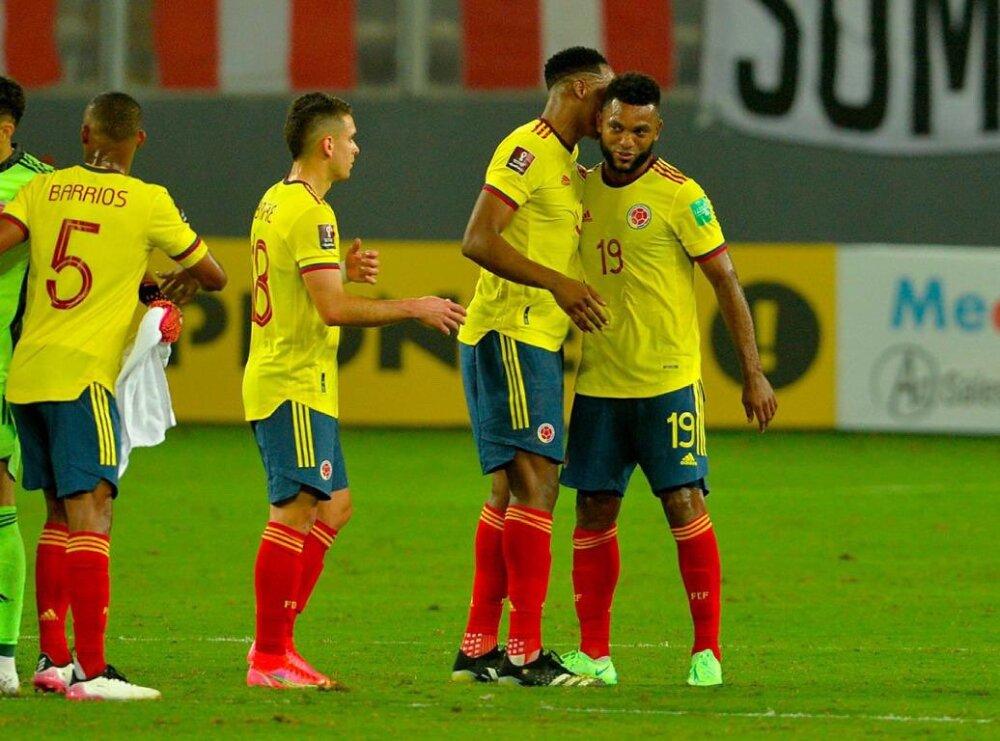 Miguel Ángel Borja, delantero de la Selección Colombia. Miguel Borja Oficial.jfif