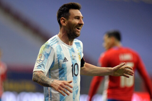 Cumpleaños de Lionel Messi