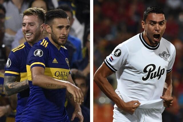 Boca Juniors vs Libertad