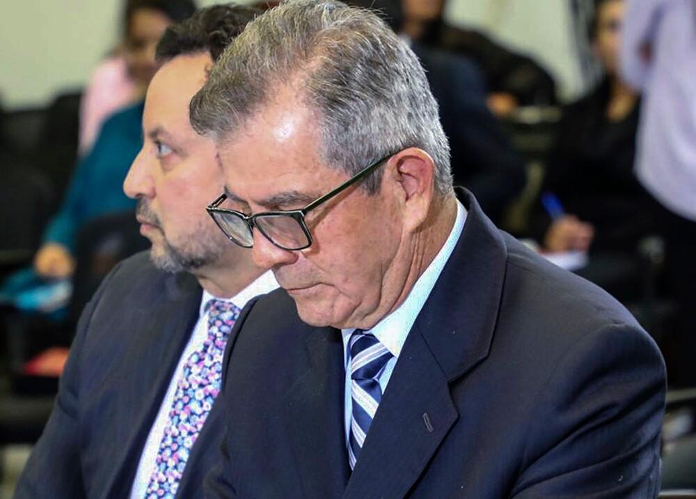 355019_General (r) Mario Montoya y falsos positivos / Foto: Twitter @JEP_Colombia