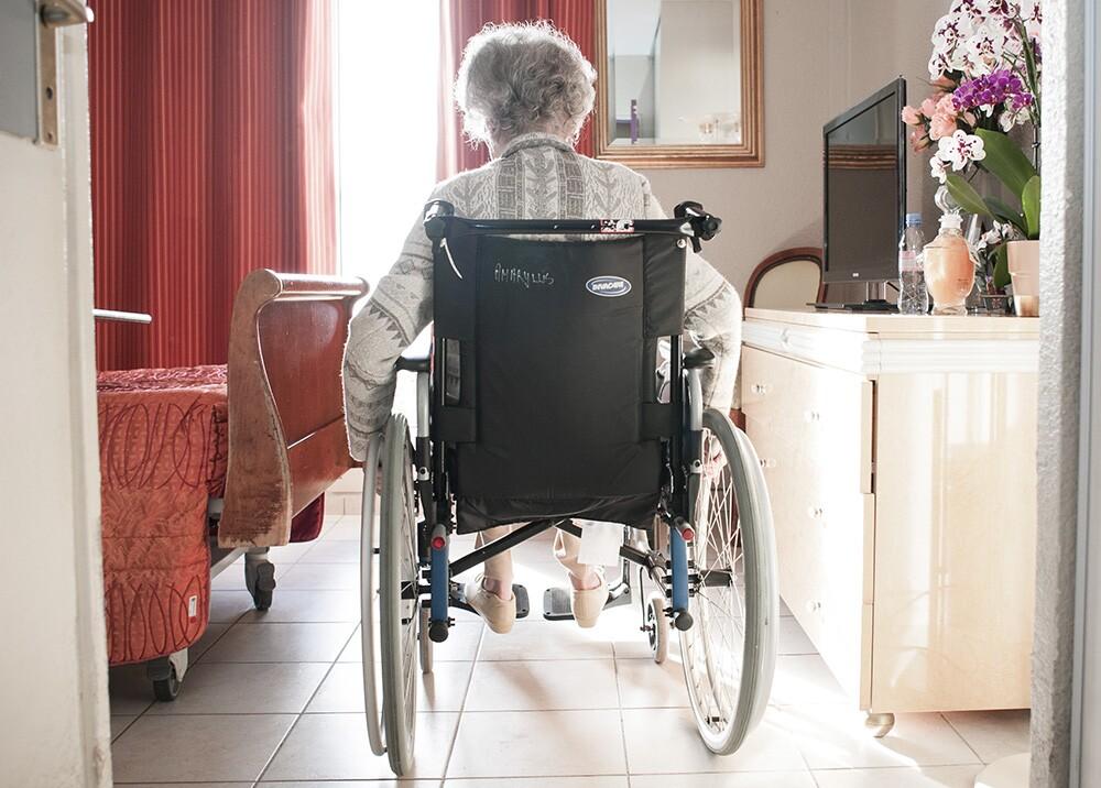 310299_Adultos mayores // Foto: AFP - imagen de referencia