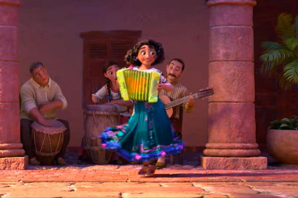 Encanto, película de Disney