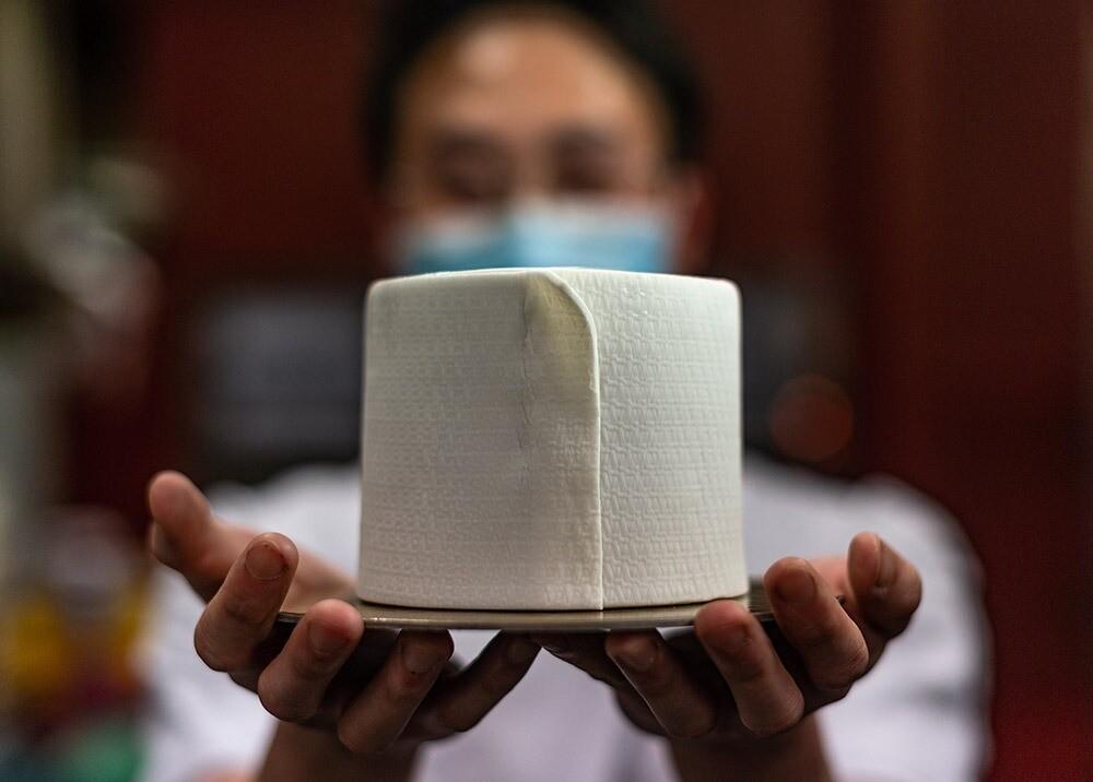 370162_Papel sanitario // Foto: AFP, imagen de referencia