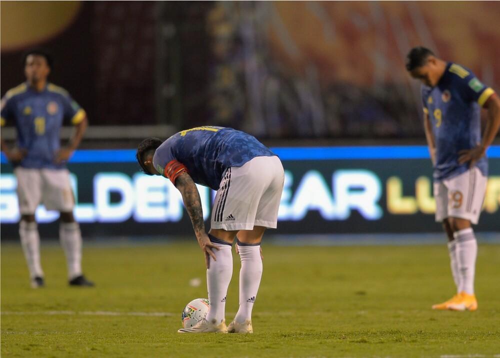 Selección Colombia / Foto: AFP