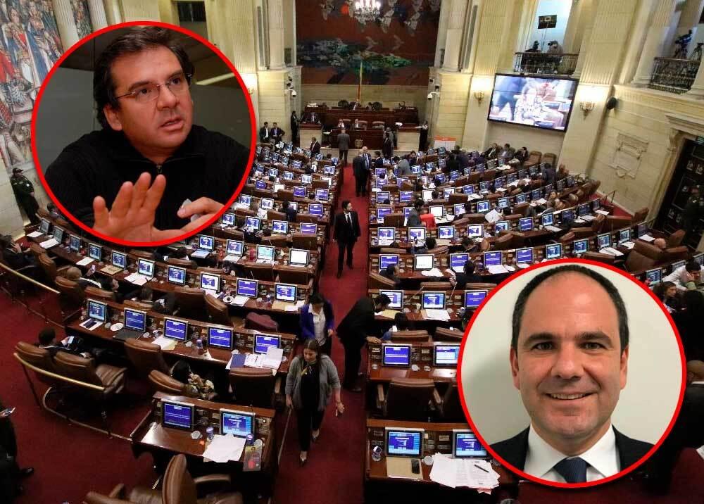336911_BLU Radio // Estatuto anticorrupción // Fotos: Cámara de Representantes y cortesía El Espectador