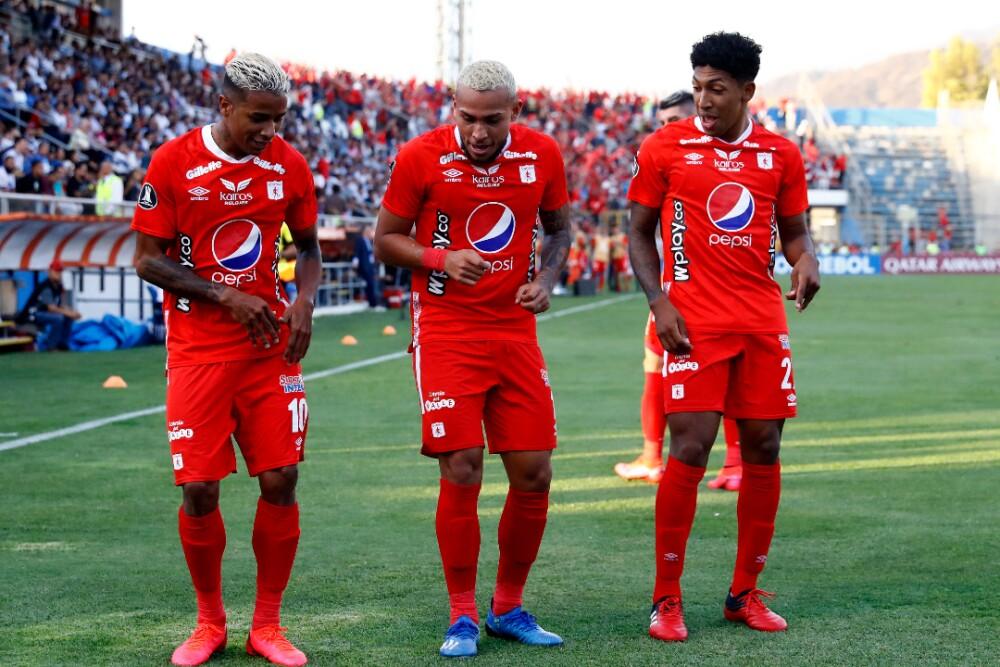 América de Cali Copa Libertadores 140920 AFP E.jpg