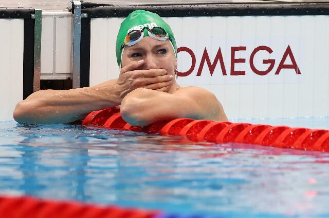 Tatjana Schoenmaker, en los Juegos-Olimpicos de Tokio