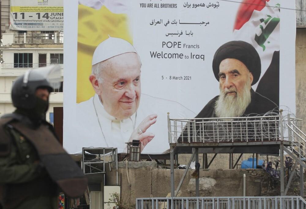 Visita de Francisco a Irak