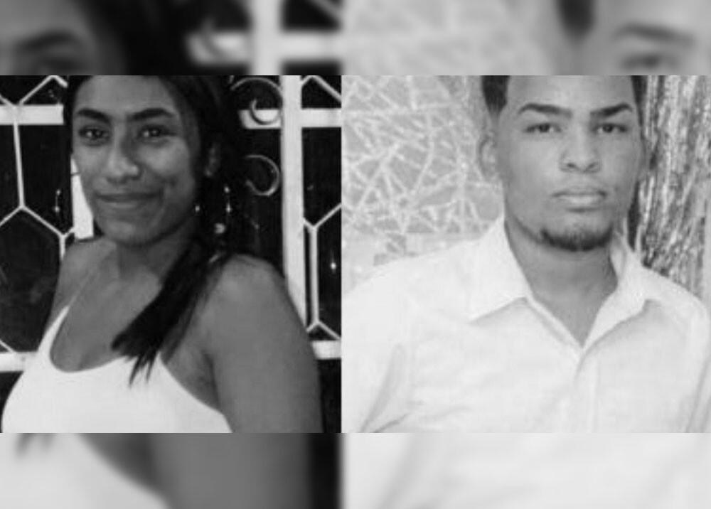 maria camila y leonir romero atropellados en Santa Marta.jpg