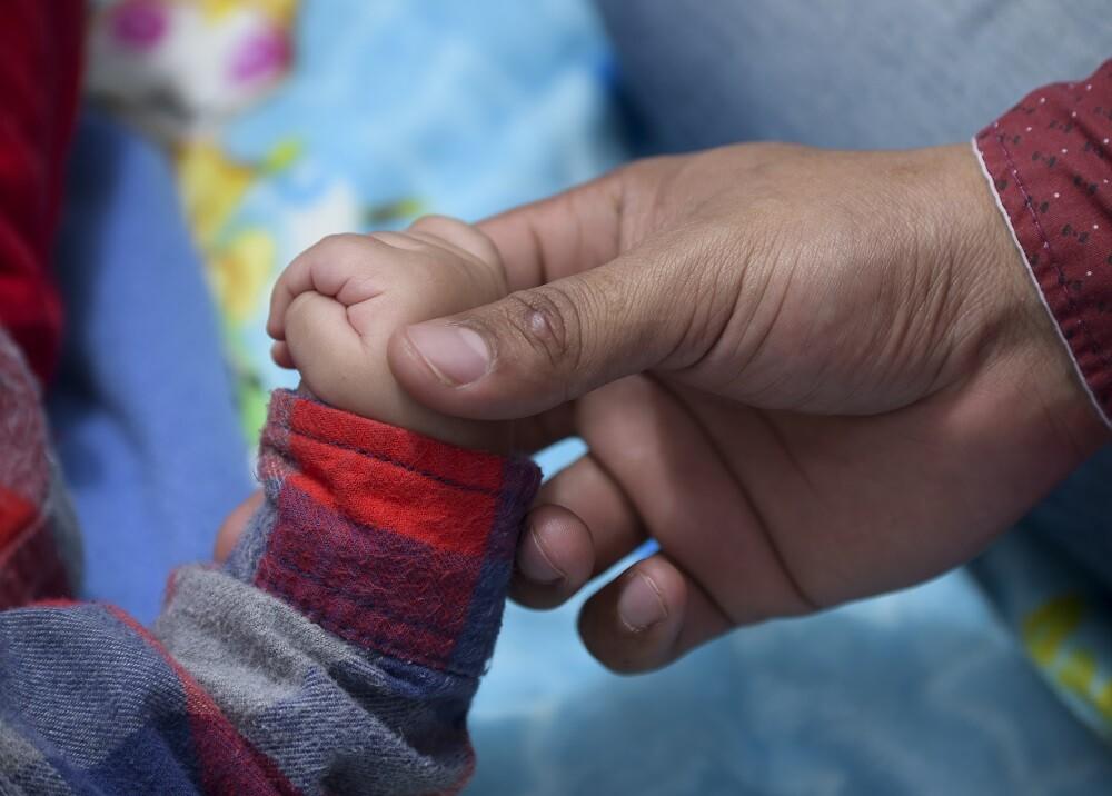 335510_BLU Radio // Bebé - imagen de referencia // Foto: AFP